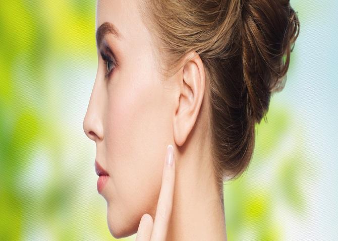 Chirurgie du lobe de l'oreille