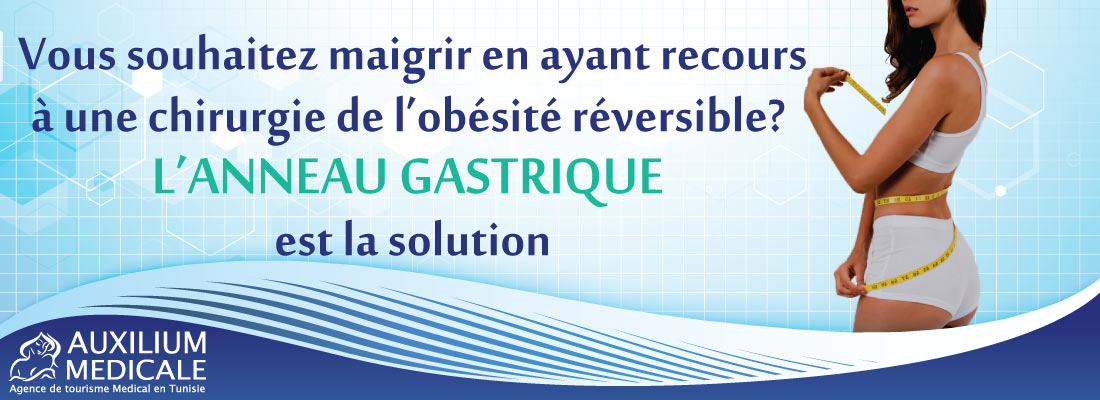 Anneau gastrique Tunisie